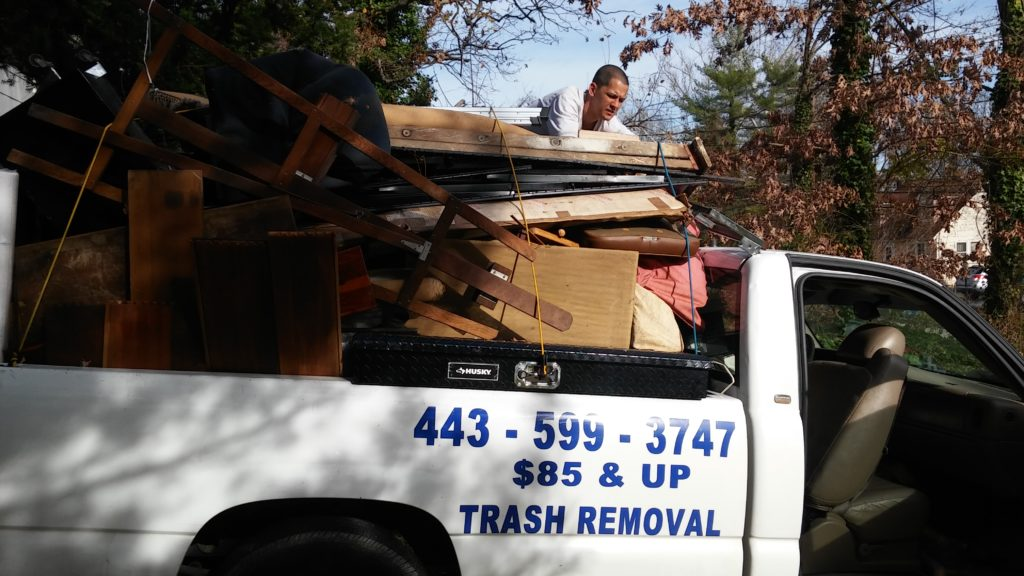junk removal baltimore md